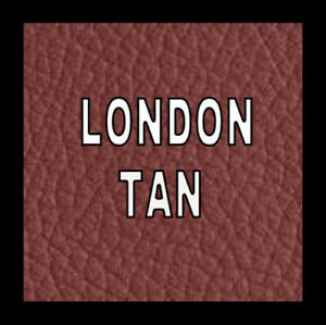60ml Tan Leather Vinyl Pigment Paint Colourant Restore Recolour Worn Faded Purse