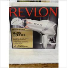 Revlon RVDR5105 Infrared Hair Dryer for Faster Drying & Maximum Shine