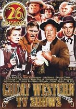 Great Western TV Shows: The Rifleman/Bat Masterson/Jim Bowie/Annie Oakley/Kit Ca