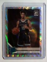 Brandon Clarke Silver Wave Optic Rated Rookie Prizm Memphis Grizzlies RC 2019-20