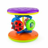 Learning Toy - Promotes STEM Learning  Crawling Toy Rolls and Spins free shippiN