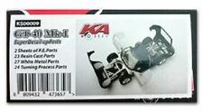 KA MODELS 1/24 GT40 MK I LEMANS RACE CAR SUPER DELUXE DETAIL-UP FOR FJM | KS9