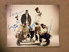 Bone Thugs N Harmony signed Rap Hip Hop Legends 11x14 RARE COA LOOK!!