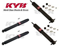 KYB 4 Shocks fit Toyota Pickup 84 to 94 & Tacoma 2WD 95 96 97 98 - 343209 344055