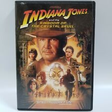 Indiana Jones and the Kingdom of the Crystal Skull DVD 2008 by Stephen Spielberg