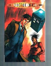 Doctor Who: Agent Provocateur 10th Doctor & Martha Jones TPB 2008 IDW OOP