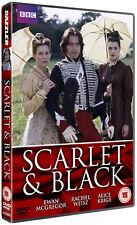 SCARLET AND THE BLACK - DVD - REGION 2 UK