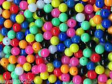 100 x 6mm Mixed + 20 x 6mm Lumi Free.Cheapest on Ebay.12 Colours inc Oval & Lumi