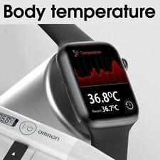 W46 Smartwaches  Männer Frauen EKG IP68 Wasserdichte Smartwatch pk IWO 12 Pro W2