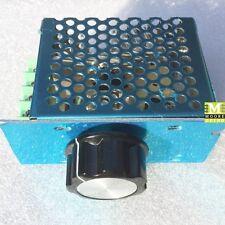 4000W 220V SCR Speed Controller Motor Electronic Voltage Regulator Motor control