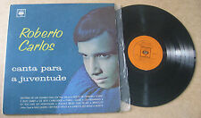 ROBERTO CARLOS Canta Para a Juventude BRAZIL Vinyl LP 1965 Latin Rock/Beat
