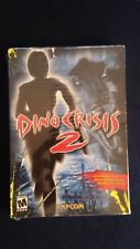 Dino Crisis 2 (PC, 2002) Capcom Brand new box crushed