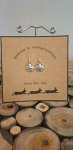 Guinea Pig Lover  Earrings,  with Sterling Silver Ear wires