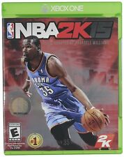 NBA 2K15 Xbox One Brand New Sealed Fast Shipping 2015