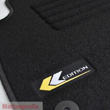 Mattenprofis Velours Logo Fußmatten für Opel Astra H GTC ab Bj.03/2005 - 2011