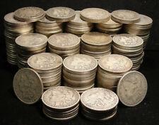 $10 Morgan Dollar Lot - US Cheap 90% Silver 1878-1921