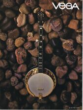 ORIGINAL Vintage 1972 Vega Banjo Catalog