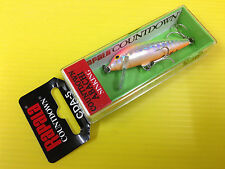 Rapala Countdown ABACHI CDA-5 HPHC, Hologram Pink Head Chartreuse Color Lure.