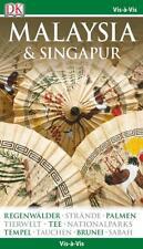 Vis-à-Vis Reiseführer Malaysia & Singapur (2016, Taschenbuch)