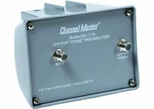 Channel Master Titan 2 Preamplifier TV Antenna Signal Booster Medium Gain 7778