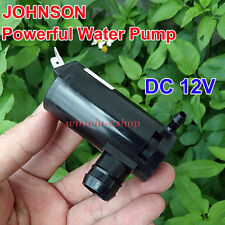 High Pressure Large Power&Flow DC 12V 3.7A Water Pump Washer Car Glass Wash Pump