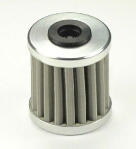 Stainless Steel Oil Filter For Suzuki RMz450 RMz 450 RM Z450 2004-2010