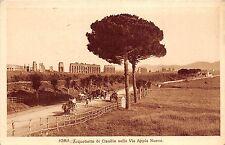 Br34121 Roma Via Appia Nuova     Italy