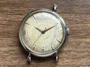 Jaeger LeCoultre Mechanical Vintage is Not Working For Parts or Restoration