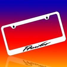 CHRYSLER *PROWLER* GENUINE ENGRAVED CHROME LICENSE PLATE FRAME TAG HOLDER 1