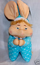 "NEW WITH TAGS BLUE  12"" TOPO GIGIO TALKING PLUSH SPANISH REZA EL PADRES NUESTRO"