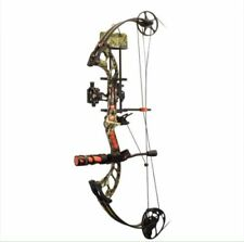 """NEW PSE STINGER X RTS PRO PACKAGE 60# 60lb  COUNTRY CAMO BOW 21-30"""" DRAW"""