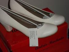 Long Tall Sally Zapatos de altura media Blanco UK9/EU 43 Andres Machado primavera/verano