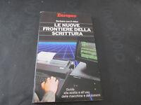 Le Nuove Alineado De Escritura Escribir Con El Video - Ediciones Europeo 1984
