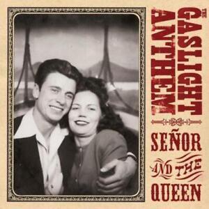 "The Gaslight Anthem - Senor And The Queen 10"" brown vinyl NEW! Gunner Records"