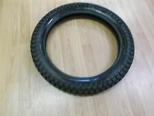 3.50-18 VINTAGE NEW OLD STOCK MOTORCYCLE ANS (Knobby)TIRE