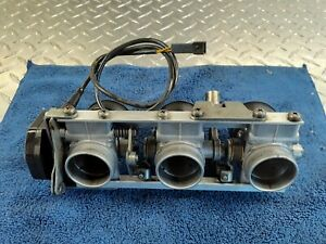 1986. BMW K75 Throttle Bodies TPS