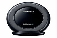 Fast Samsung Galaxy S7 Edge S7 Wireless Fast Charging Pad Charger With Stand,