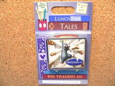 Remy Disney Pin - POTM Lunch Time Tales Ratatouille - Lunchbox Series / LE 1500