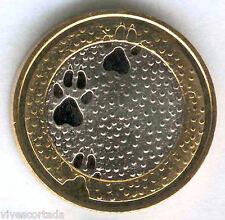 """5 Euros Finlandia 2012  """" Plantigrado """" @@ NOVEDAD @@"""