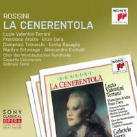 ROSSINI: LA CENERENTOLA - FERRO/VALENTINI/ARAIZA/DARA/CORBELLI  2 CD NEW!