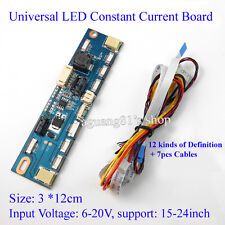 Universal LED Constant current board LED Inverter Boost Board for LED Panel