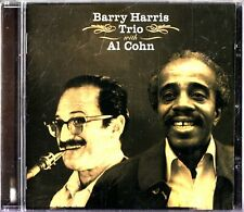 Barry Harris Trio With Al Cohn CD (Quartet Sessions) RARE -Bonus Tracks/1975
