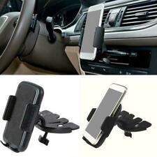 1X CD Slot Car Phone Holder Universal Cell Phone Car Fa Samsung Mount For i M3S9