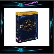Deadwood Seasons 1-3 5014437156938 With Brad Dourif DVD Region 2