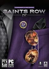 2013 Saints Row IV Commander In Chief Edition PC Steam Key Only