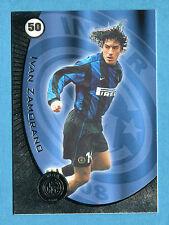INTER CARDS 2000 DS - Figurina/Sticker/card - n. 50 - IVAN ZAMORANO