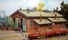 Vollmer N 7608 - Lokschuppen 2-ständig - 1:160
