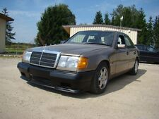MERCEDES W124 AMG STYLE FRONT BUMPER made of GRP.