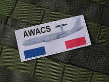 SNAKE PATCH- écusson - AWACS - pilote AIR fac VOL équipage COS