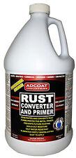 Rust Converter and Primer, Gallon, Eliminates Rust & Prevents Further Corrosion